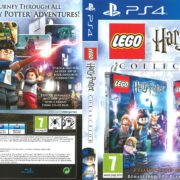Lego Harry Potter Collection (2016) PS4 Cover