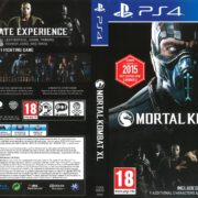 Mortal Kombat XL (2016) PS4 Cover
