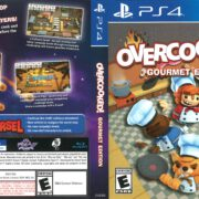 Overcooked! Gourmet Edition (2016) PS4 Cover
