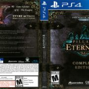 Pillars of Eternity (2017) PS4 Cover