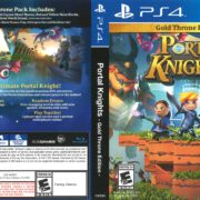 Portal Knights (2017) PS4 Cover