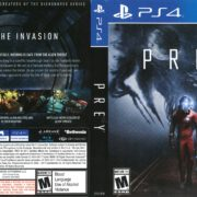 Prey (2017) PS4 Cover