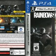 Tom Clancy's Rainbow Six Siege (2015) PS4 Cover