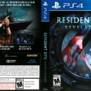 Resident Evil Revelations (2017) PS4 Cover