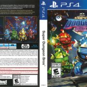Super Dungeon Bros (2016) PS4 Cover