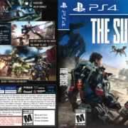 The Surge (2017) PS4 Cover