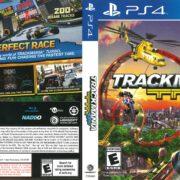 Trackmania Turbo (2016) PS4 Cover