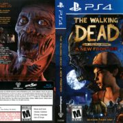 The Walking Dead: A New Frontier (2017) PS4 Cover