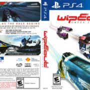 Wipeout Omega Collection (2017) PS4 Cover