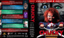 Chucky: The Killer Blu-ray Collection (1988-2017) R1 Custom Blu-Ray Cover