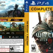 The Witcher 3: Wild Hunt (2016) PS4 Cover