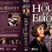 The House of Eliott: Season 1 (1991) R0 Custom DVD Covers