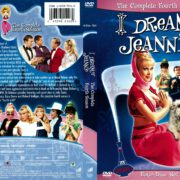 I Dream of Jeannie Season 4 (1966) R1 DVD Covers