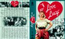 I Love Lucy Season 5 (1955) R1 DVD Covers