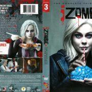 iZombie: Season 3 (2017) R1 DVD Cover