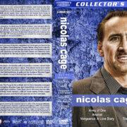 Nicolas Cage Filmography – Set 13 (2016-2017) R1 Custom DVD Covers