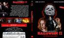 Halloween 2 - Das Grauen kehrt zurück (1981) R2 German Blu-Ray Cover
