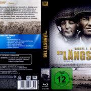 Der längste Tag (1962) R2 German Blu-Ray Cover
