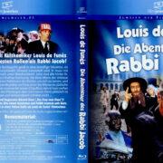 Die Abenteuer des Rabbi Jacob (1973) R2 German Blu-Ray Covers