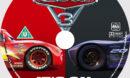 Cars 3 (2017) R0 Custom DVD Label