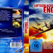 Luftschlacht um England (1943) R2 German Blu-Ray Cover