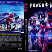 Power Rangers (2017) R2 German Blu-Ray Covers