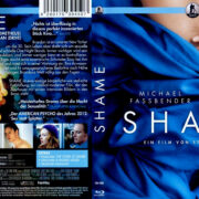 Shame (2011) R2 German Blu-Ray Covers