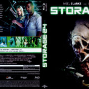 Storage 24 (2012) R2 German Blu-Ray Covers