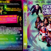 Suicide Squad (2016) R2 German Blu-Ray Covers