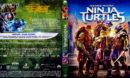 Teenage Mutant Ninja Turtles (2014) R2 German Blu-Ray Covers