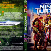 Teenage Mutant Ninja Turtles (2014) R2 German Blu-Ray Covers