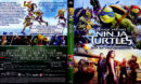Teenage Mutant Ninja Turtles: Out of the Shadows (2016) R2 German Blu-Ray Covers