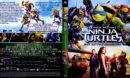 Teenage Mutant Ninja Turtles: Out of the Shadows (2016) R2 German Blu-Ray Covers