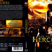 The Legend of Hercules (2014) R2 German Blu-Ray Covers
