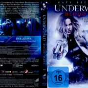 Underworld: Blood Wars (2016) R2 German Blu-Ray Cover