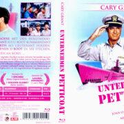 Unternehmen Petticoat (1959) R2 German Blu-Ray Covers
