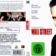 Wall Street (1987) R2 German Blu-Ray Cover