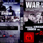 War of the Dead (2006) R2 German Blu-Ray Cover