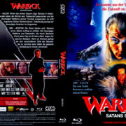 Warlock – Satans Sohn (1989) R2 German Blu-Ray Covers