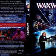 Waxwork – Reise zurück in der Zeit (1988) R2 German Blu-Ray Covers