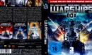 Warships Box (2014) R2 German Blu-Ray Cover