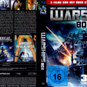 Warships Box (2014) R2 German Blu-Ray Cover
