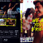 We Are Your Friends (2015) R2 German Blu-Ray Covers