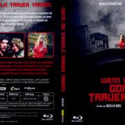 Wenn die Gondeln Trauer tragen (1973) R2 German Blu-Ray Covers