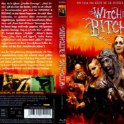 Witching & Bitching (2013) R2 German Blu-Ray Covers