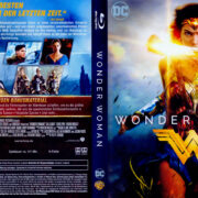 Wonder Woman (2017) R2 German Blu-Ray Covers