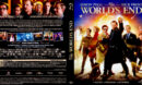 The World's End (2013) R2 German Blu-Ray Covers