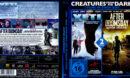 Yeti - Das Geheimnis des Glacier Peak & After Doomsday - Alptraum Apocalypse (2013) R2 German Blu-ray Cover