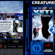 Yeti – Das Geheimnis des Glacier Peak & After Doomsday – Alptraum Apocalypse (2013) R2 German Blu-ray Cover