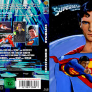Superman – Kinofassung (1978) R2 German Blu-Ray Cover